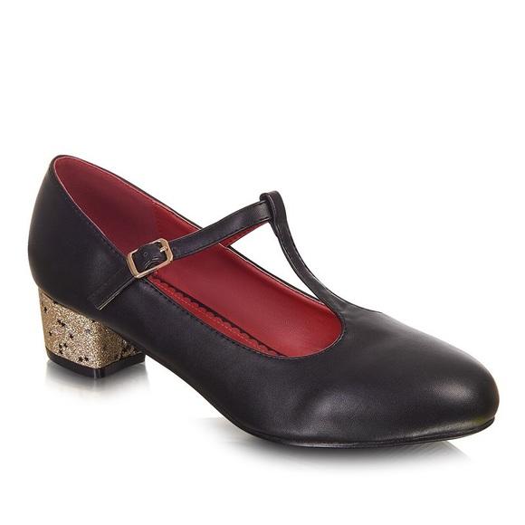 fc2eb271324 Lulu Hun Chrissie color block heels